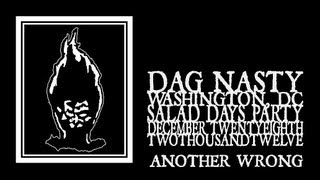 Dag  Nasty - Another Wrong (Black Cat 2012) 720p