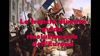 I moti del 1830-31 e i progressi del liberalismo in Europa