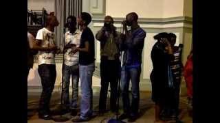 PMB Threshing floor bible church worship team