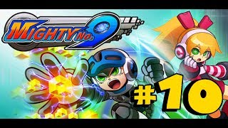 [PS4 Pro] Mighty No.9 - Gameplay ITA Part 10 - Prison Stage - HD 1080p