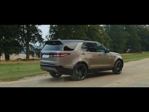 New Land Rover Discovery - Technology