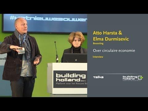 Een dubbelinterview over Circulaire economie