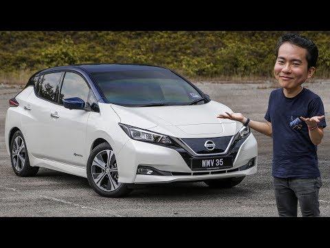 FIRST DRIVE: 2019 Nissan Leaf EV in Malaysia – RM188,888
