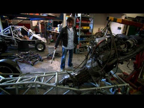 How to Build an Electric Car | Top Gear