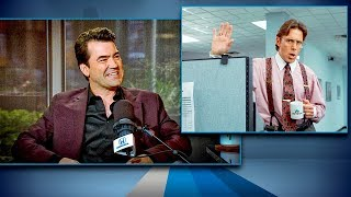 """Actor Ron Livingston Talks """"Office Space"""" and """"Band of Brothers"""" 