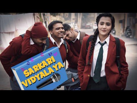 Download Sarkari Vidyalaya ( Happy New Year ) - Amit Bhadana HD Mp4 3GP Video and MP3
