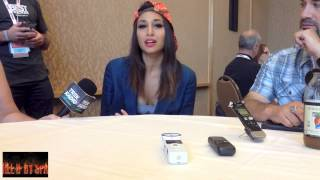 SDCC 2013 Interview Three If By Space - Meaghan Rath