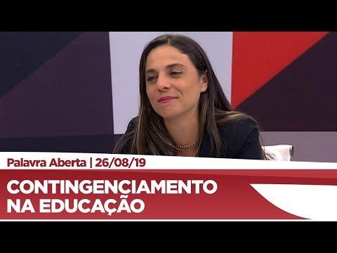 Fernanda Melchiona quer evitar corte de verbas para Educação