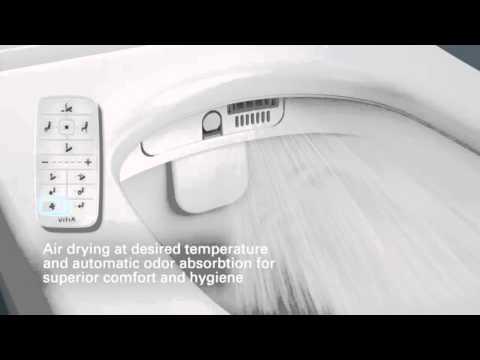 Smart WC – Vitra