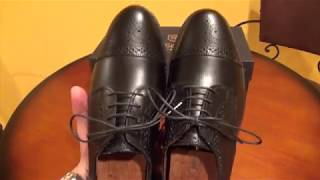 Mens Dress Shoes And Shoe Trees