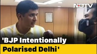 Delhi Shaheen Bagh Unit Joins BJP; Arvind Kejriwal Party Alleges Plot - Download this Video in MP3, M4A, WEBM, MP4, 3GP