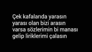 Çağatay Akman/Çek Kafalarıda Yarasın (Cover)Karaoke