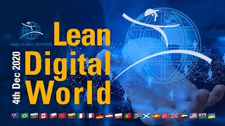 Lean Digital World - 4th Dec 2020 - JOIN US!