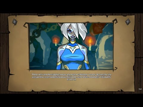 Dungeons 3 walkthrough part 1. The Shadow of Absolute Evil (видео)