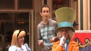 "Disneyland Musical Chairs - ""Teenage Edition"" (Part 1 of 3)"