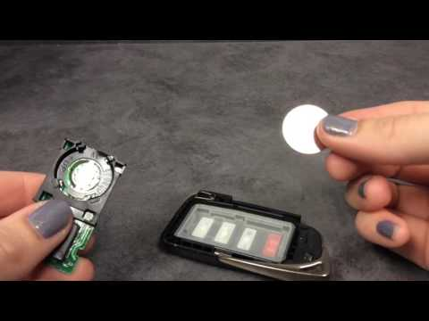 How To Replace Your Lexus Key Battery U0026 What To Do If Your Key Battery Dies
