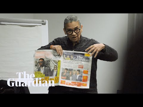 'I certainly opened up a conversation': Lubaina Himid on her Guardian residency