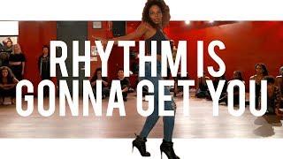 Gloria Estefan - Rhythm Is Gonna Get You | Choreography With Danielle Polanco