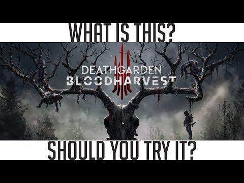 What is Deathgarden Bloodharvest?