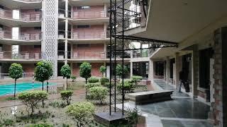 AKGEC 1st Year Hostel from inside   Ajay Kumar Garg Engineering College Ghaziabad