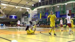 Futsal, Krosno: Polska - Ukraina