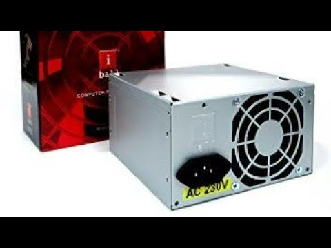 Iball ZPS-281 SMPS Review | Computer Power Supply Demo