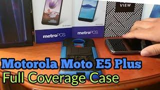 Moto E5 Plus Case Review
