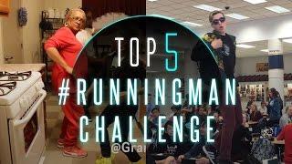 Running Man Challenge | My Boo - Ghost Town DJs | Top 5