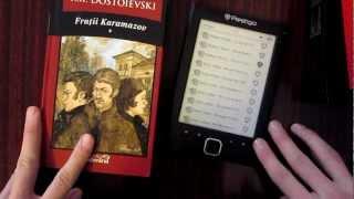 eBook Reader Prestigio PER3162BN