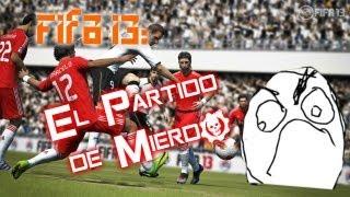 Fifa13 | La M***da De Partido Contra El BET| Jugando DT Con El A. De Madrid | Parte 7