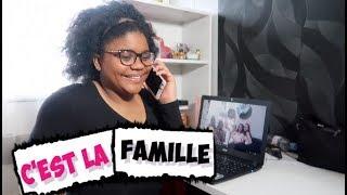 WEB SERIE : C'EST LA FAMILLE - EPISODE 1 : MA FILLE ME MENT !