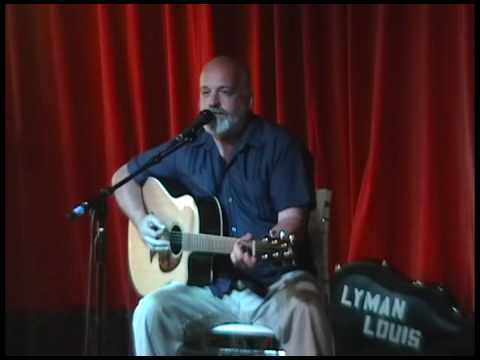 "Lyman Louis sings ""DUST,"" a laugh out loud novelty song about cleaning"