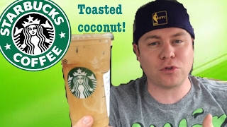 STARBUCKS TOASTED COCONUT MILK NARINO 70 COLD BREW REVIEW | THE SHOWSTOPPER SHOWS