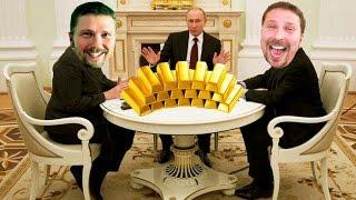 Ролик, сделанный по заказу Кремля + English Subtitles