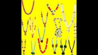 Malai  (or) garland PSD files by yogeesh designs