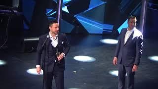 Илья Ковальчук классно пошутил, поздравляя Билялетдинова с третьим Кубком Гагарина