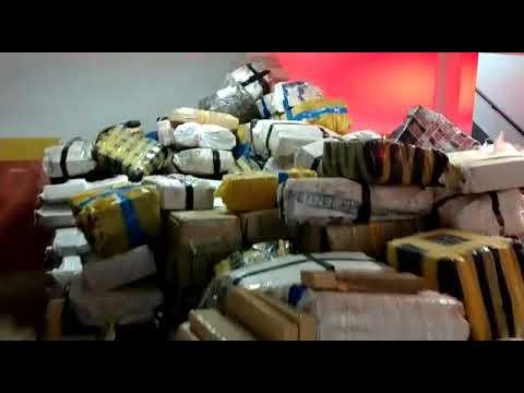 Polícia Rodoviária apreende quase 7 toneladas de maconha em Avaí