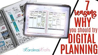 7 REASONS WHY You Should Try DIGITAL PLANNING Instead Of Paper Planning, BENEFITS OF GOING DIGITAL