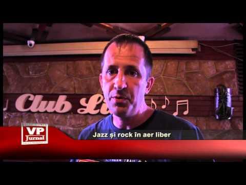 Jazz și rock în aer liber