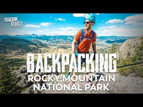 Backpacking Rocky Mountain National Park   Colorado
