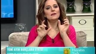 Astrolog Sema Sidar Olay TV Hayatın Tadı Programında
