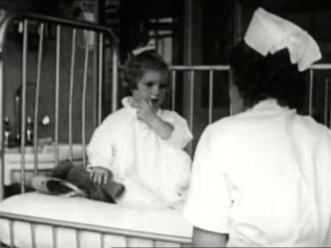 A Two Year Old goes to Hospital (Robertson Films)