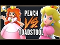 What is Princess Peach Toadstool's Real Name? | Gnoggin