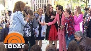 Four Fans Drove 11 Hours To See Harry Styles Concert, But Get To Meet Him, Too! | TODAY