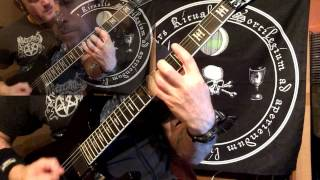 DISMEMBER - Override of the Overture guitar cover (gtr I and II)