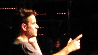 """NKOTB Cruise 2012 Joe Mac show """"OMFG its Joey Mcintyre"""""""