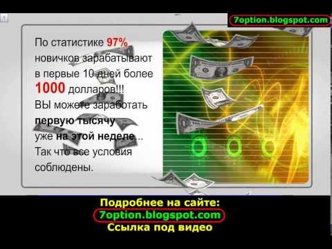 Скальпинг стратегии бинарных опционов видео