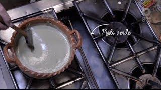 Tu cocina - Mole verde estilo Morelos