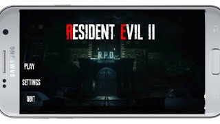 resident evil 2 remake android apk data - TH-Clip