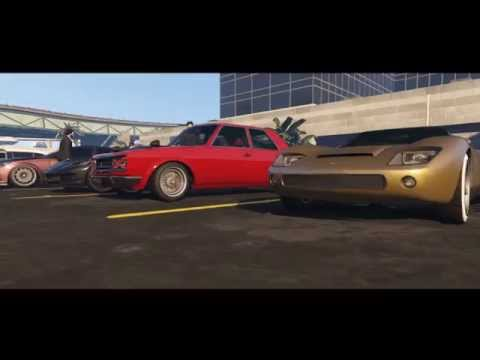 GTA 5 Online PC Car Meet, Cruise And Drag 24 PC Edit
